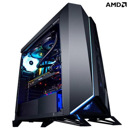 名龙堂 AMD B350 R7 2700X M ATX 11GB GTX 1080 Ti组装机怎么样 懂的来说说 真相揭秘