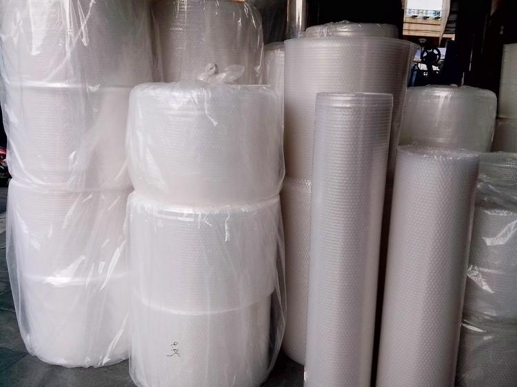 汉天气泡膜直销全新料宽20-200CM 1公斤加厚气泡膜物流防震膜包装