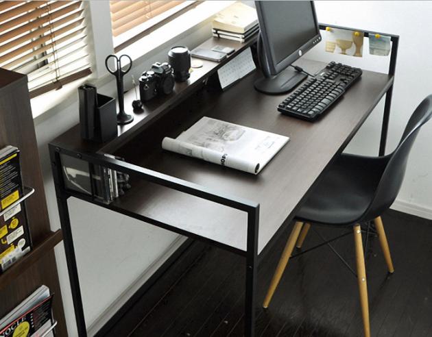 特價書桌 電腦桌 膝上型電腦桌 學習桌 桌帶書架 寫字檯 辦公桌