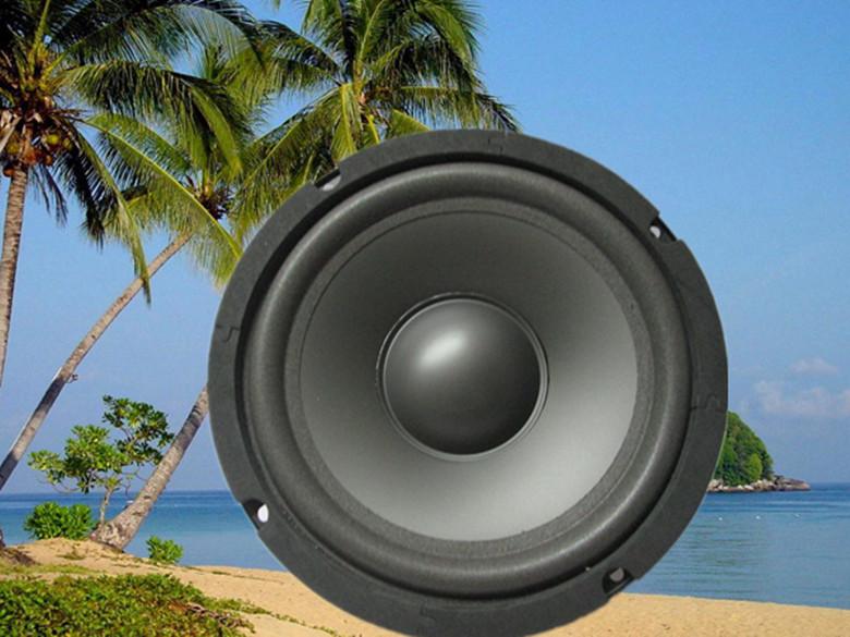 6.5寸8寸飛樂正邊中低音喇叭揚聲器音箱喇叭音箱