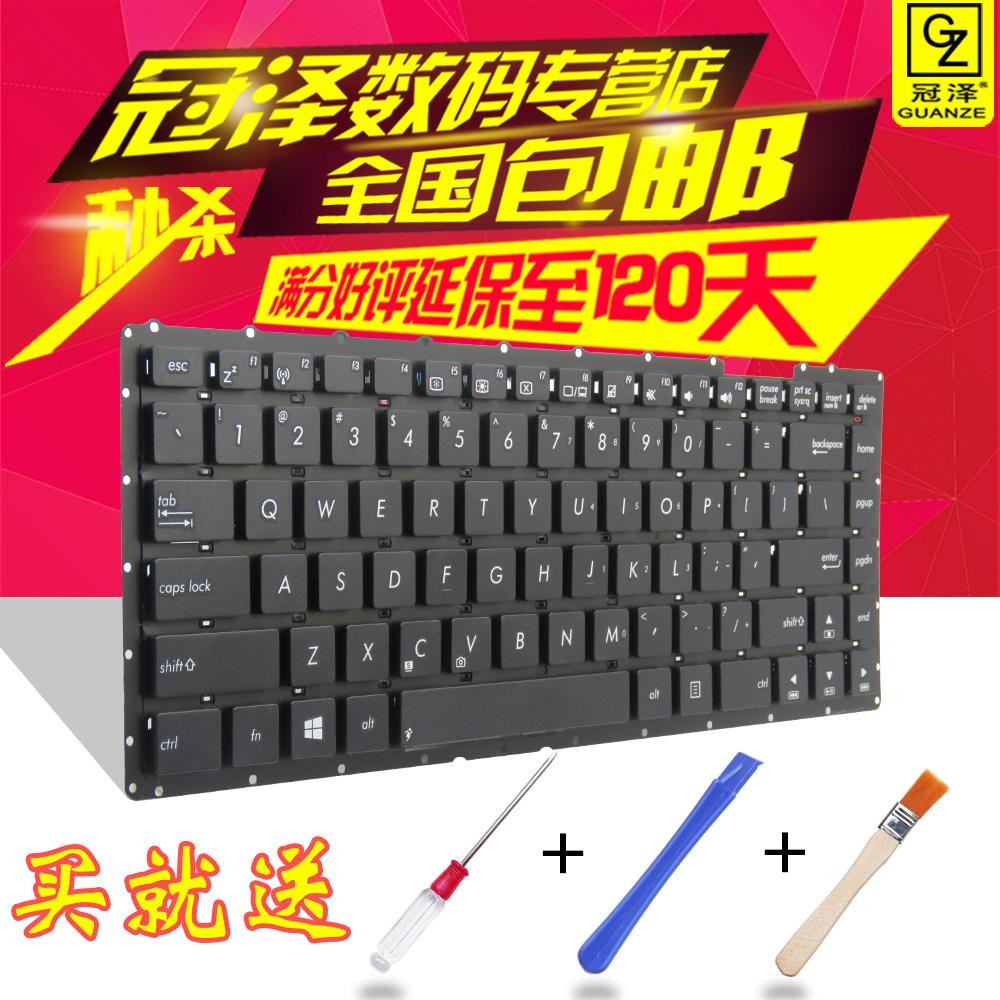 冠澤 ASUS華碩R455L R455 R455LD A455 A555 Y483 X451 鍵盤