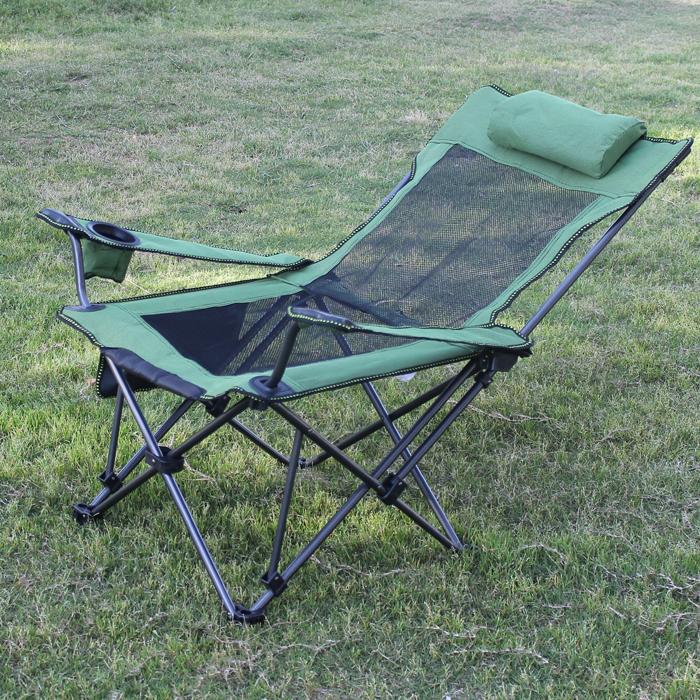 戶外摺疊椅躺椅行動式靠背休閒椅沙灘椅釣魚椅子午睡午休床椅包郵