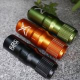 Full CNC all-metal cans fully waterproof survival waterproof waterproof cartridge and other accessories included matchbox