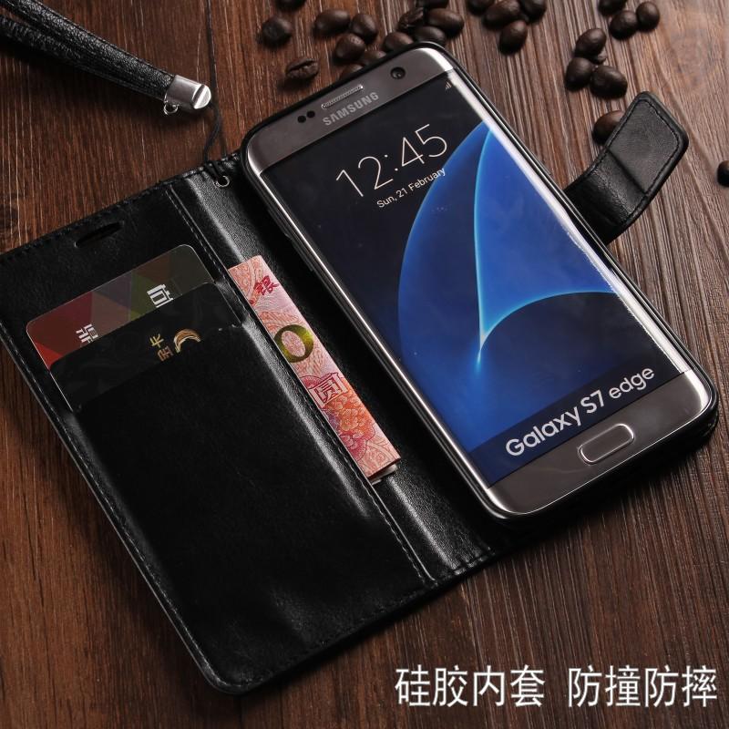 三星s7手機殼s7edge手機套s7 edge保護套S7皮套G9350防摔矽膠皮套