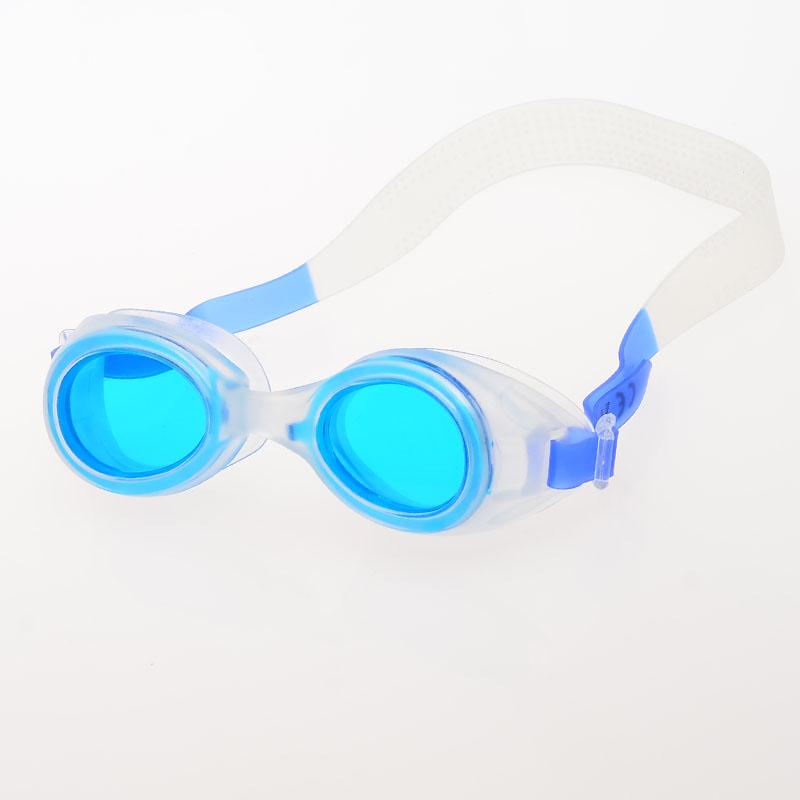 水聲兒童泳鏡 高清防水防霧男童女童2到6歲小孩寶寶游泳眼鏡正品