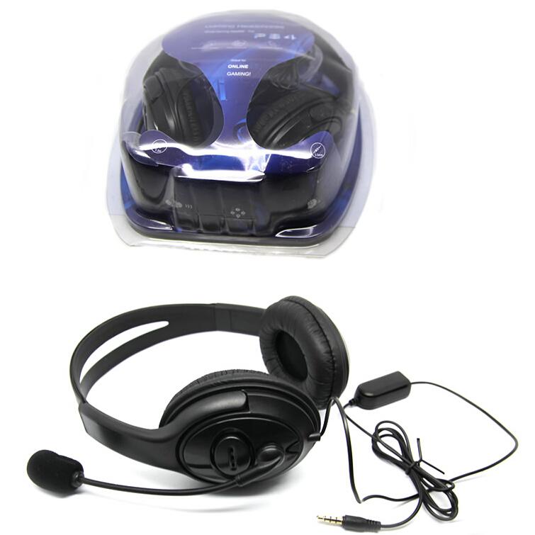 PS4大耳機耳麥麥克風遊戲耳機 SLIM PRO手柄耳機語音聊天耳機立體
