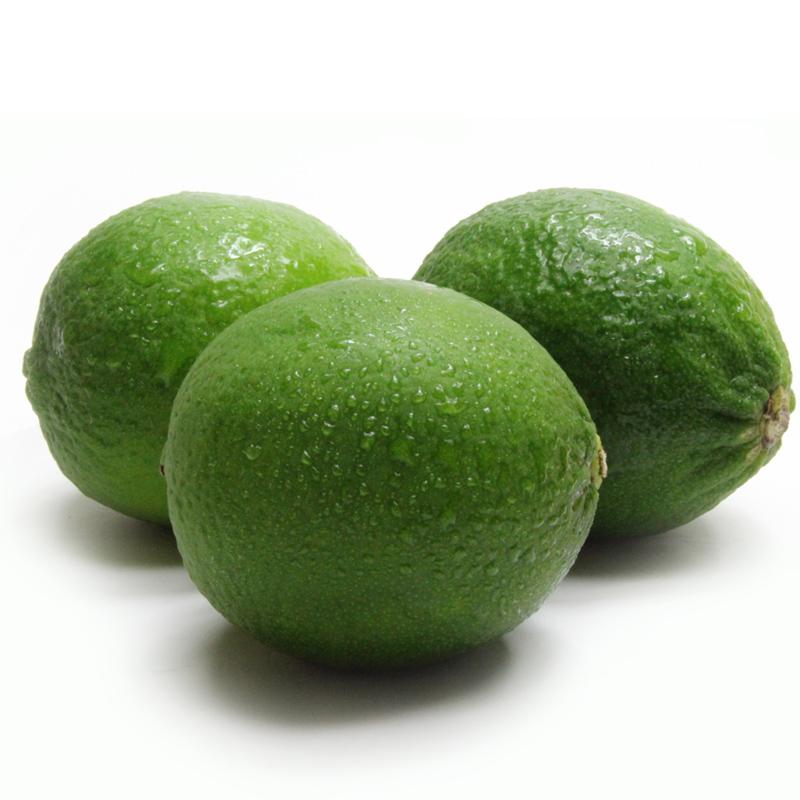 【冠果奇】共发3斤 现货无子青柠檬/无籽柠檬/新鲜水果 2斤装促销