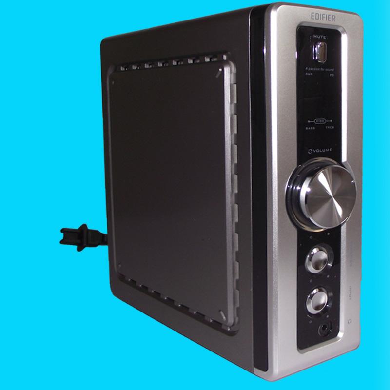Edifier/漫步者 C2单独功放 不带音箱和遥控器 通用2.1+1独立功放