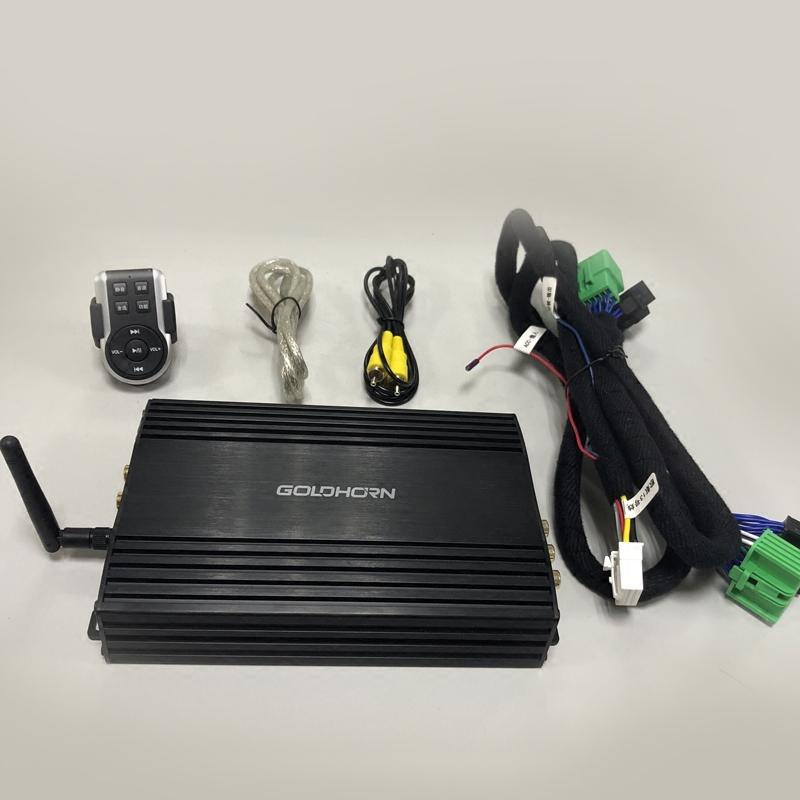 歌航DSD云主机H1 PRO高保真HiFi原车CD音响改装无损播放器包安装