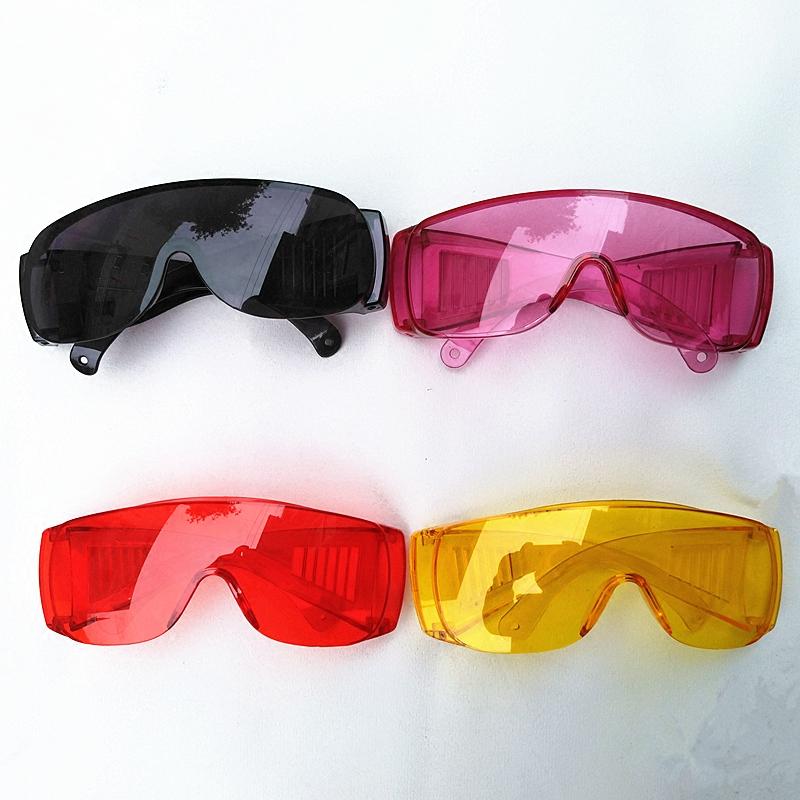 护目镜防尘防沙 防风眼镜 防护眼镜骑行骑车 实验室防冲击劳保