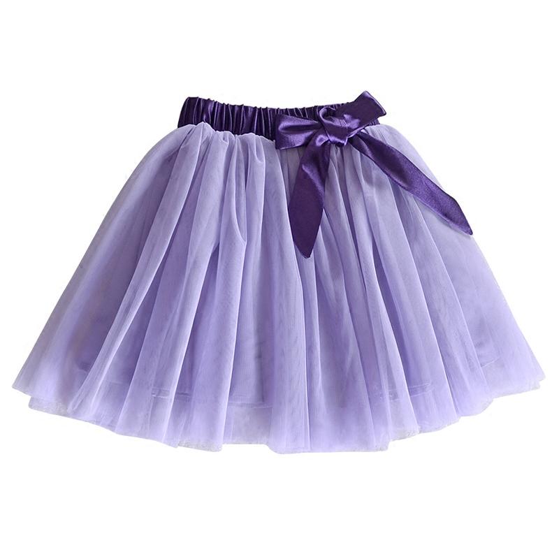 女童半身裙纱裙春秋中大童短裙夏季裙子宝宝公主裙网纱儿童蓬蓬裙