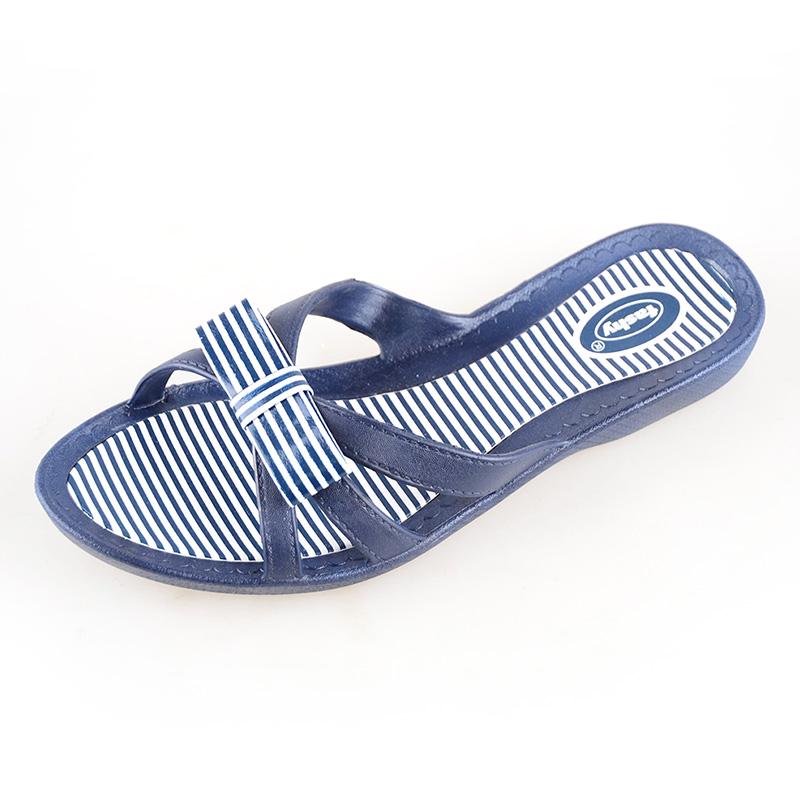 FASHY費許德國原裝進口7775超柔軟女沙灘鞋平底涼拖鞋家居鞋