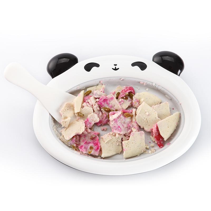 樱旗冰激凌机家用水果冰淇淋机雪糕机冰棒机甜筒冰淇淋机无电安全