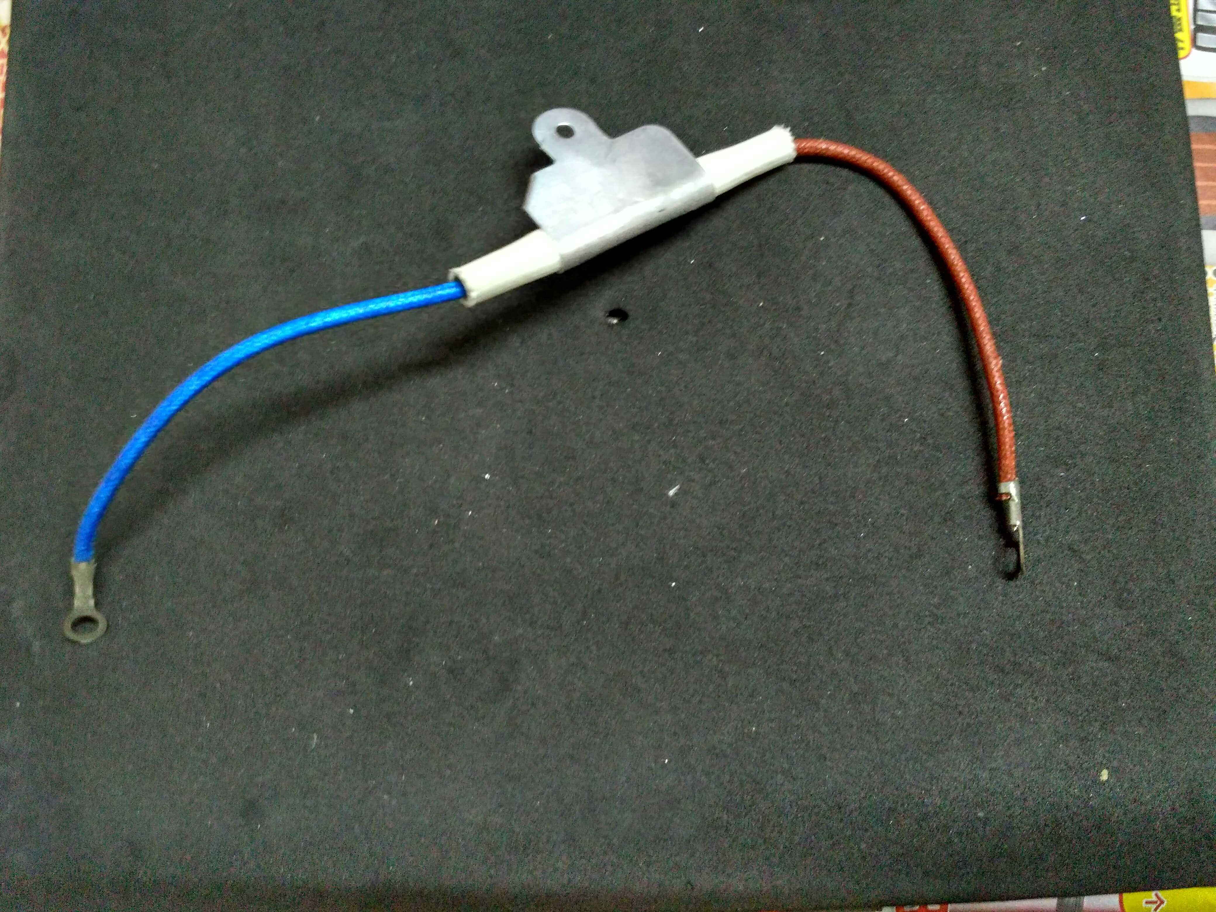 大同電鍋保險絲保險管帶聯接線固定夾和端子大電流耐高溫原廠正品