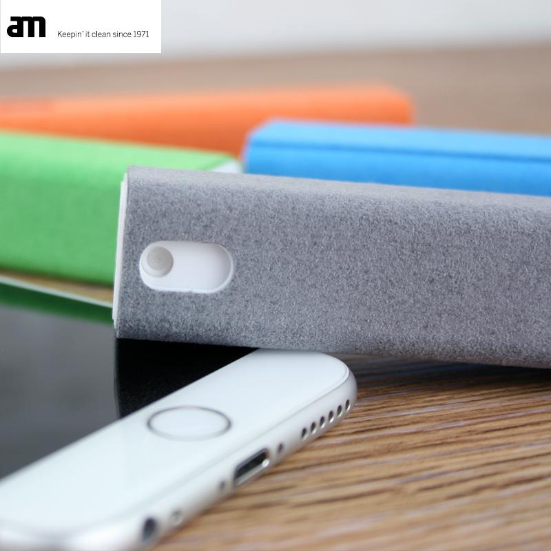 丹麦AM MIST手机电脑屏幕清洁剂套装笔记本去污去指纹清洗剂液晶电视屏擦灰尘缝隙专用喷雾液清理抖音同款