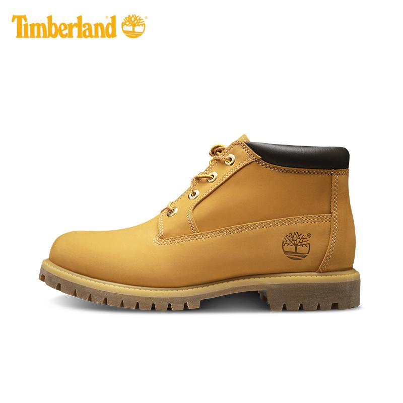 【明星款】Timberland添柏嵐經典男鞋 防水中幫鞋靴|23061