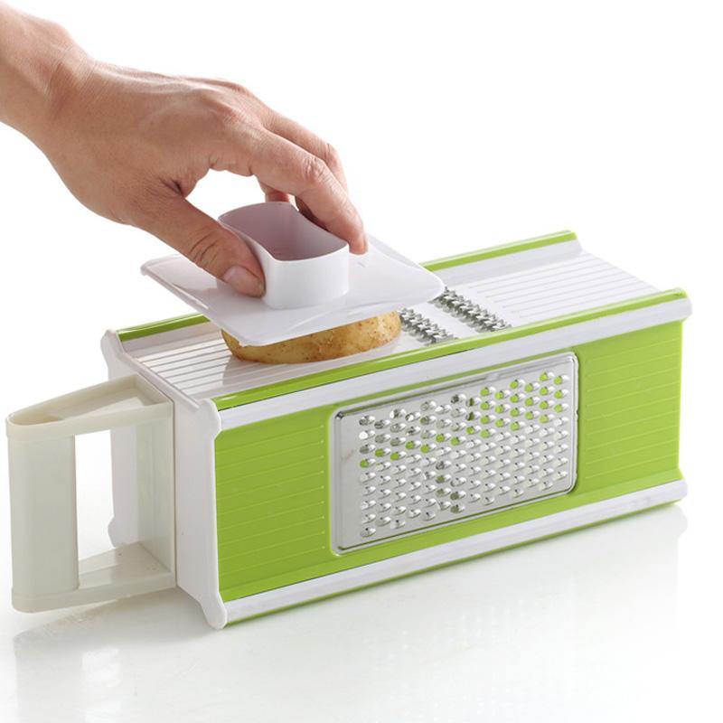 萊珍斯廚房立體多功能瓜果刨創意切菜器蔬菜水果刨切絲切片實用刨