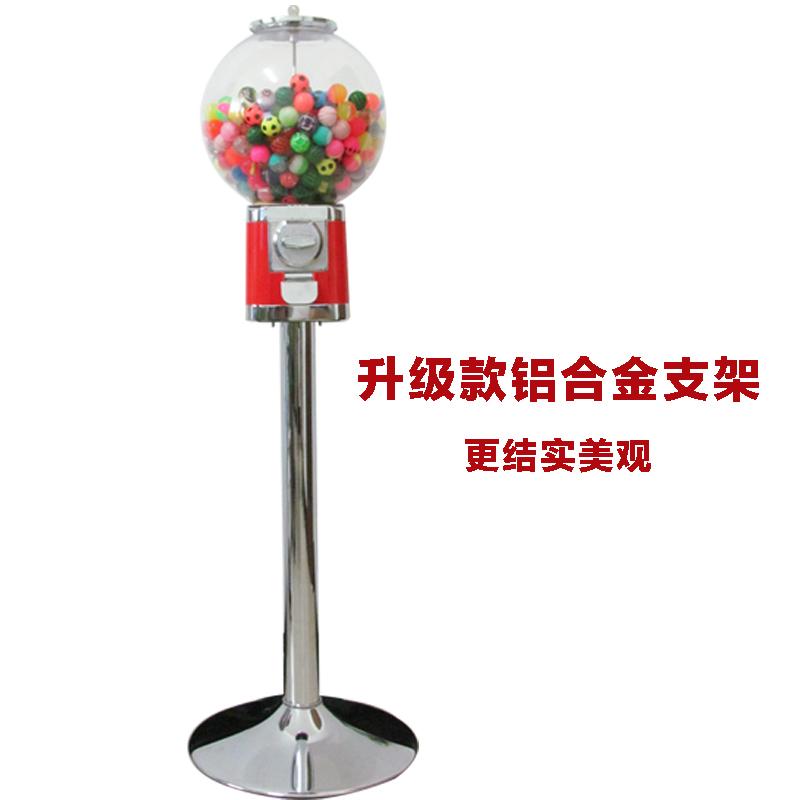 扭蛋机一元扭蛋机自主售货机投币机弹力球机 售球机 投币玩具机