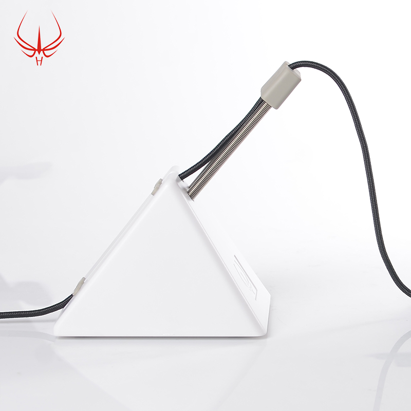 火线竞技 鼠标线夹 鼠标固线器 3号NEW3桌面电脑笔记本鼠标理线器