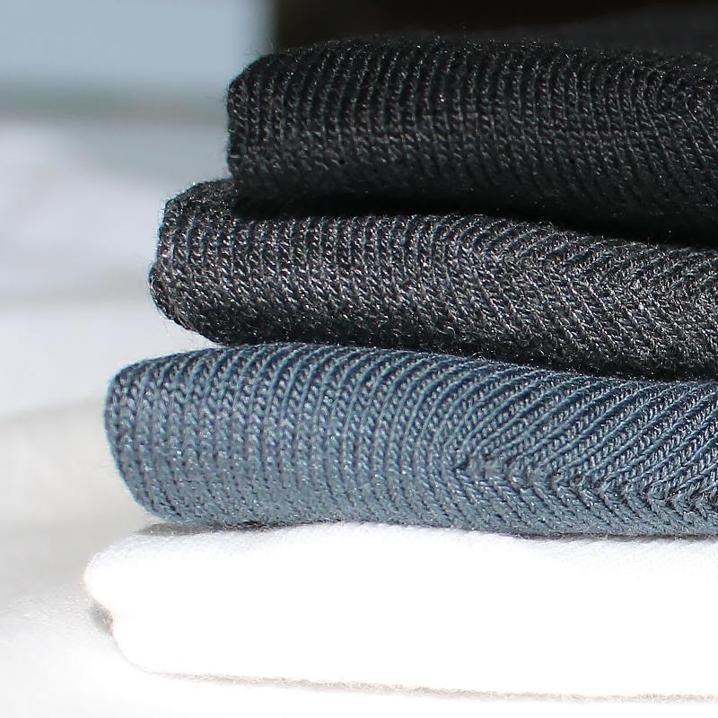 新疆芳婷长绒棉男袜加厚短款秋冬季中筒棉袜保暖舒适商务男式袜子