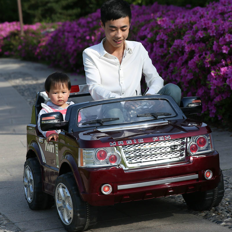 Buy Adults And Children Seater Suv Children Electric Car Baby Can