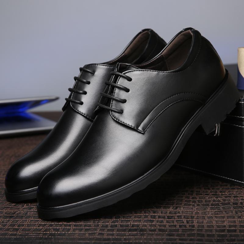Men Autumn Mens Business Dress Shoes