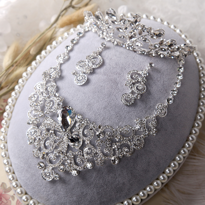 Buy Bridal Jewelry Bridal Sets Of Chain Wedding Accessories