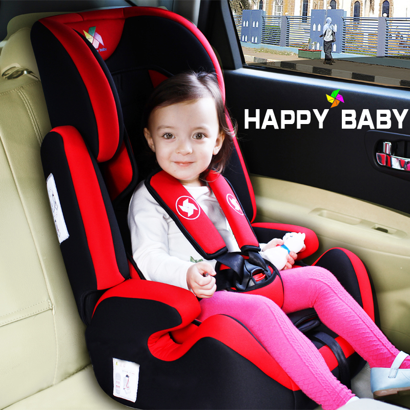 Child safety seat 9 months-12 years old with