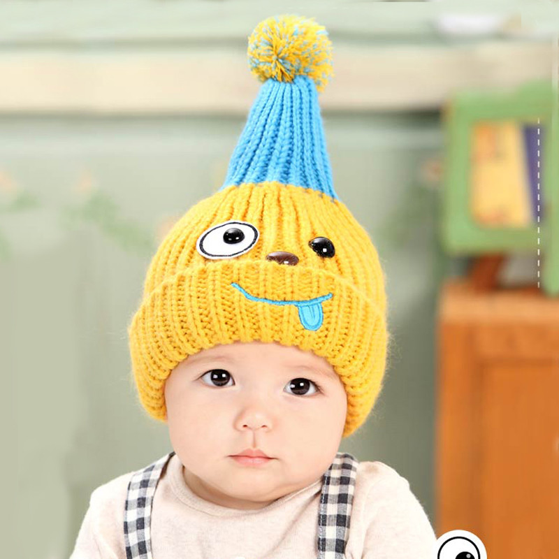 7a5350f0453 Buy Children baby ear hat wool hat in autumn and winter years old elf korean  boys and girls beanie hat tide shipping in Cheap Price on Alibaba.com