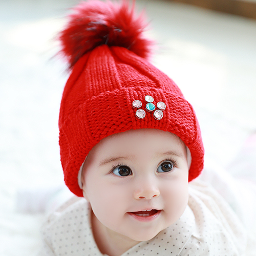 fb7c73f8bd2 Buy Children  39 s winter hat wool hat baby hat children hat infant boys  and girls plush ear cap beanie hat children in Cheap Price on m.alibaba.com
