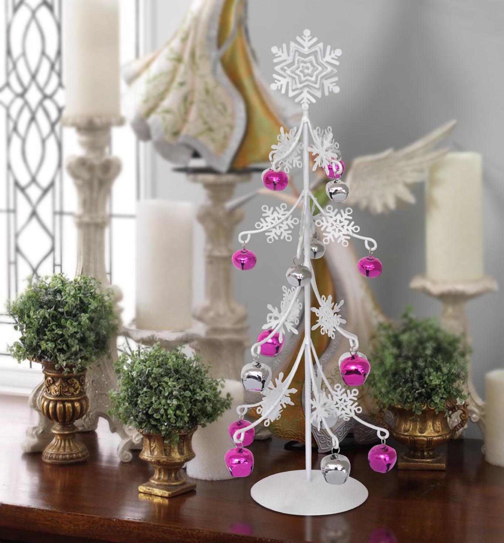 Buy China zun christmas decorations snowflakes iron tabletop