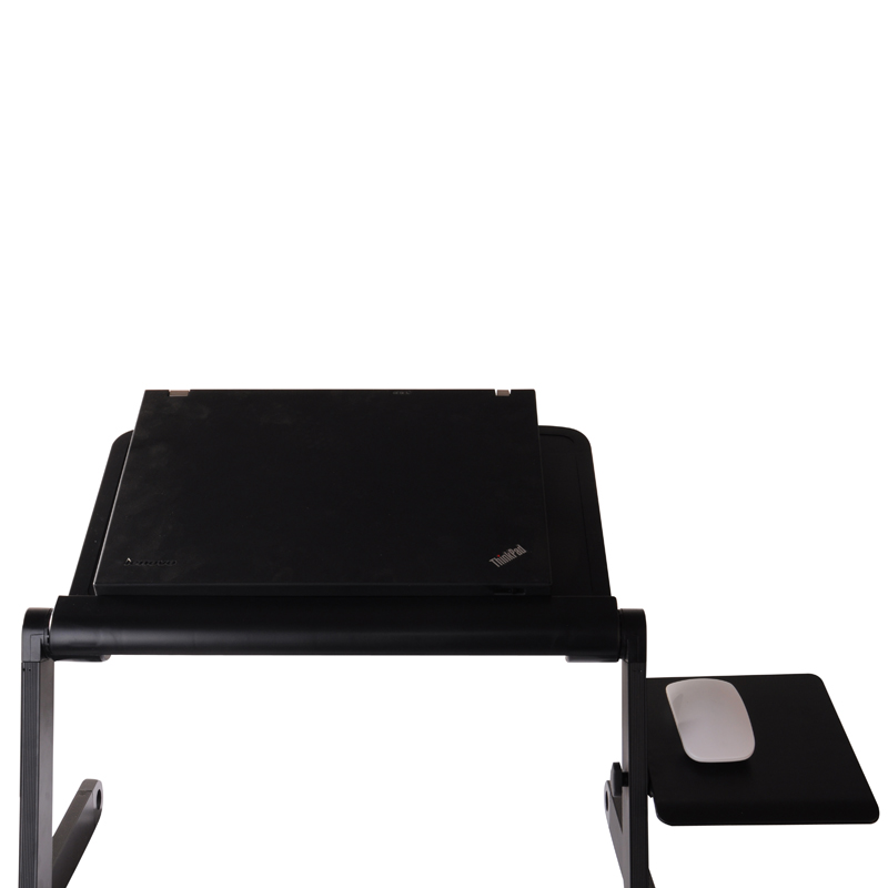 Buy Commodities Yi Multifunctional Laptop Bed Desk Computer Desk Laptop  Table Folding Table Stand With Radiator Fan In Cheap Price On M.alibaba.com