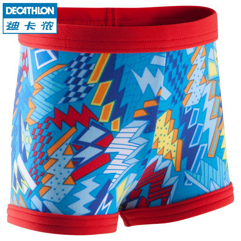 a8a081f7e4 Buy Decathlon child boy boy boxer swim trunks swimming trunks comfortable  and lovely and lively nabaiji 75730 in Cheap Price on Alibaba.com
