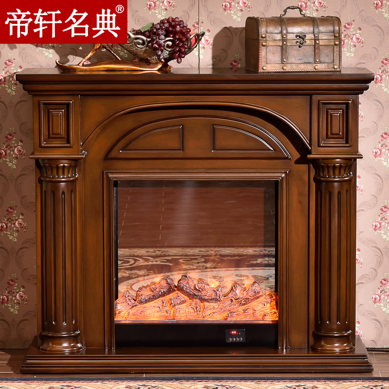 European American Decorative Fireplace Mantel Cabinet 1 5 2 M White Tv Electric Decoration In Price On