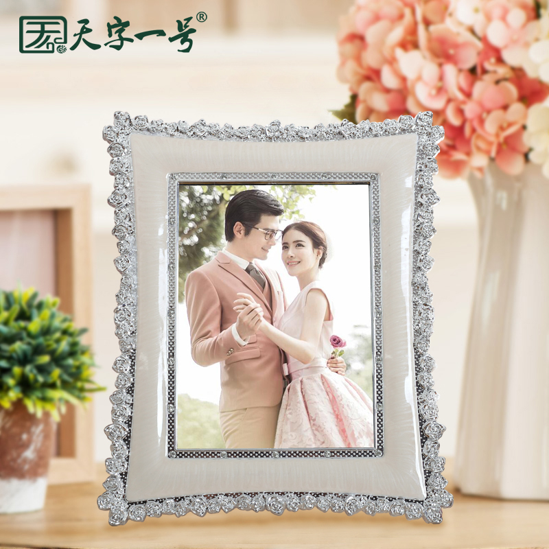 Buy European Frame Swing Sets 7 Inch 7 8 Eight 10 X 6 Inch Photo Frame  Photo Frame Picture Frame Photo Frame Creative Studio Wedding Photo In  Cheap Price On ...