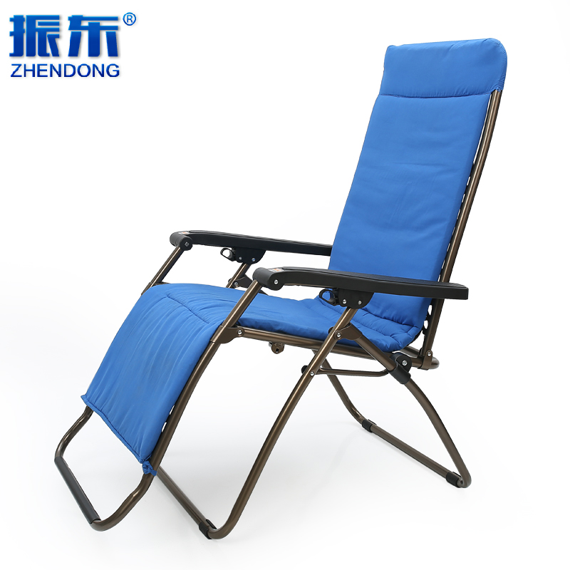 Buy Folding Chair Recliner Lounge Chair Siesta Chair Cushions Winter Plus  Cotton Pad Cotton Intercropping Zhendong Lounge Chair Office Chair Nap In  Cheap ...