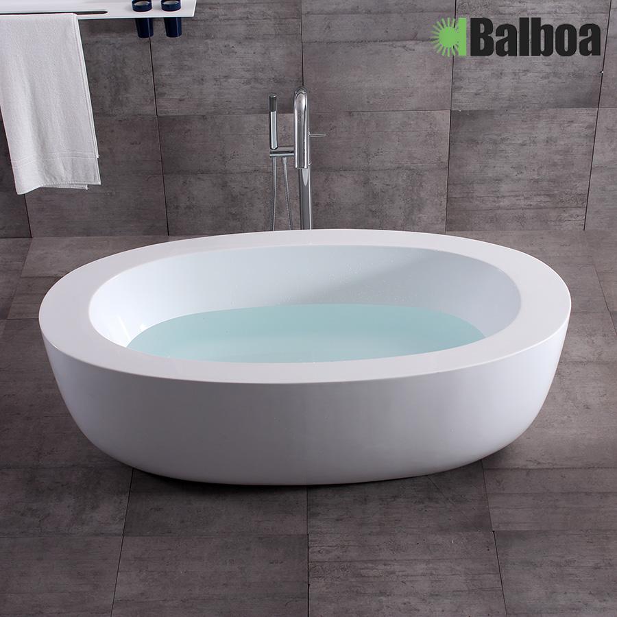 Buy Optimum independent 1.7 m acrylic bathtub independent bathroom ...