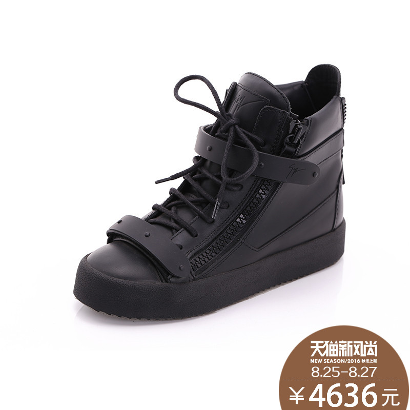 Buy Giuseppe zanotti giuseppe shoes ladies high boots leather lace flat  casual shoes in Cheap Price on m.alibaba.com 351fdba210c0