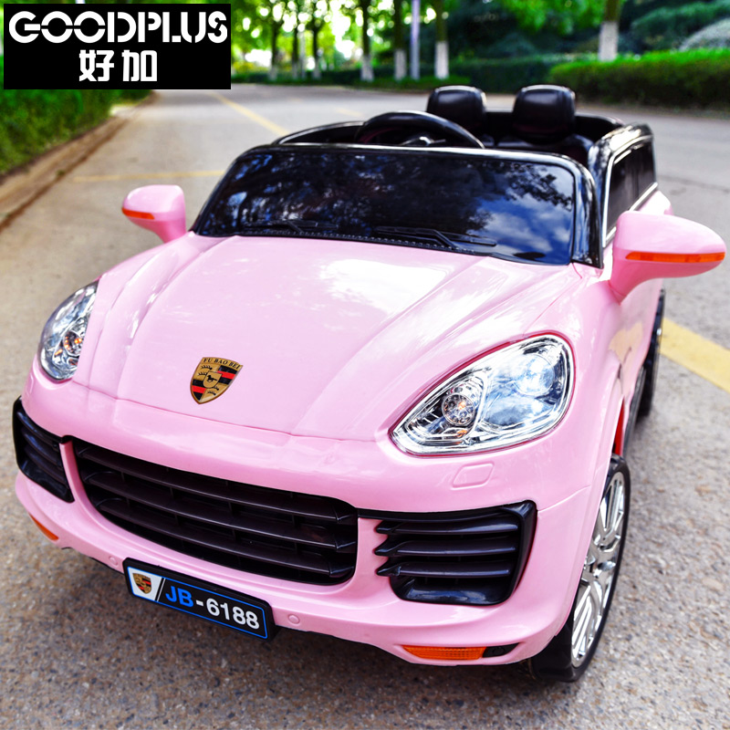 Toy Cars That You Can Drive >> Buy Good Plus Double Drive Porsche Four Children Electric Car
