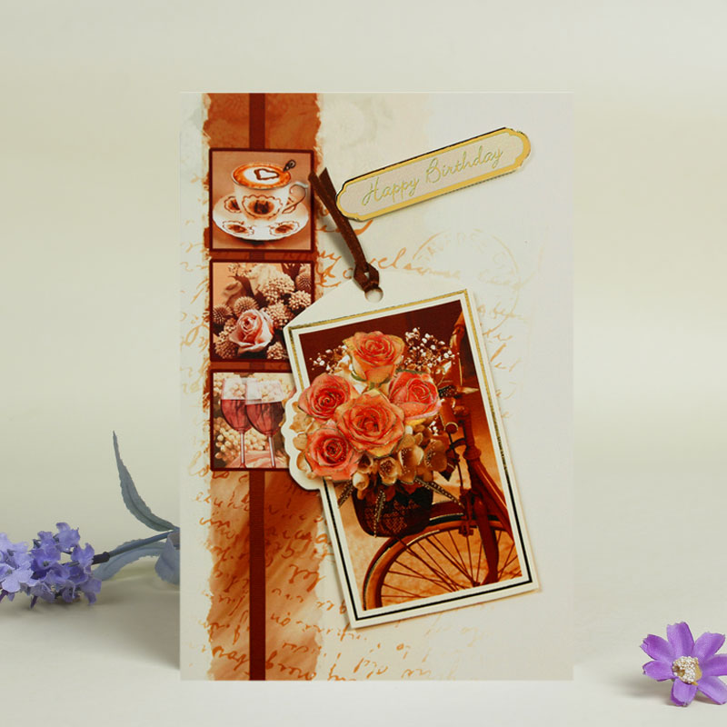 Buy grace feast blessing staff birthday cards greeting cards buy grace feast blessing staff birthday cards greeting cards handmade three dimensional greeting cards to send customers to a business birthday cards g623 m4hsunfo