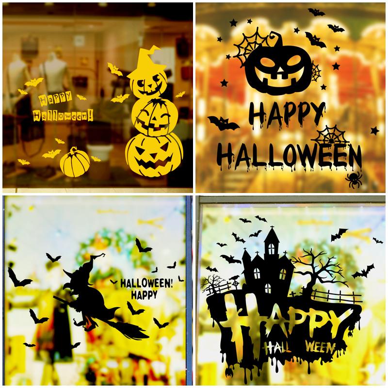Buy Triple Wall Stickers Halloween Halloween Easter Holiday