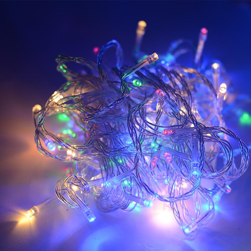 Buy Happiness Edge Small Light Bulb String Lights Flashing