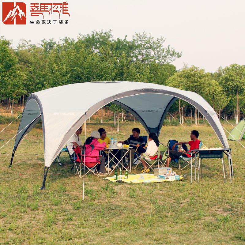 Buy Himalayan Outdoor Oversized Rain Canopy Tent Outdoor Tent Camping Tent Awning Outdoor Tent Big Tent In Cheap Price On M Alibaba Com