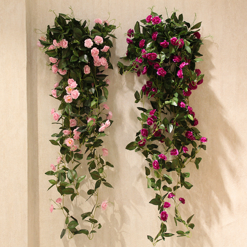 Hot Wo Simulation Flower Vine Roses Wedding