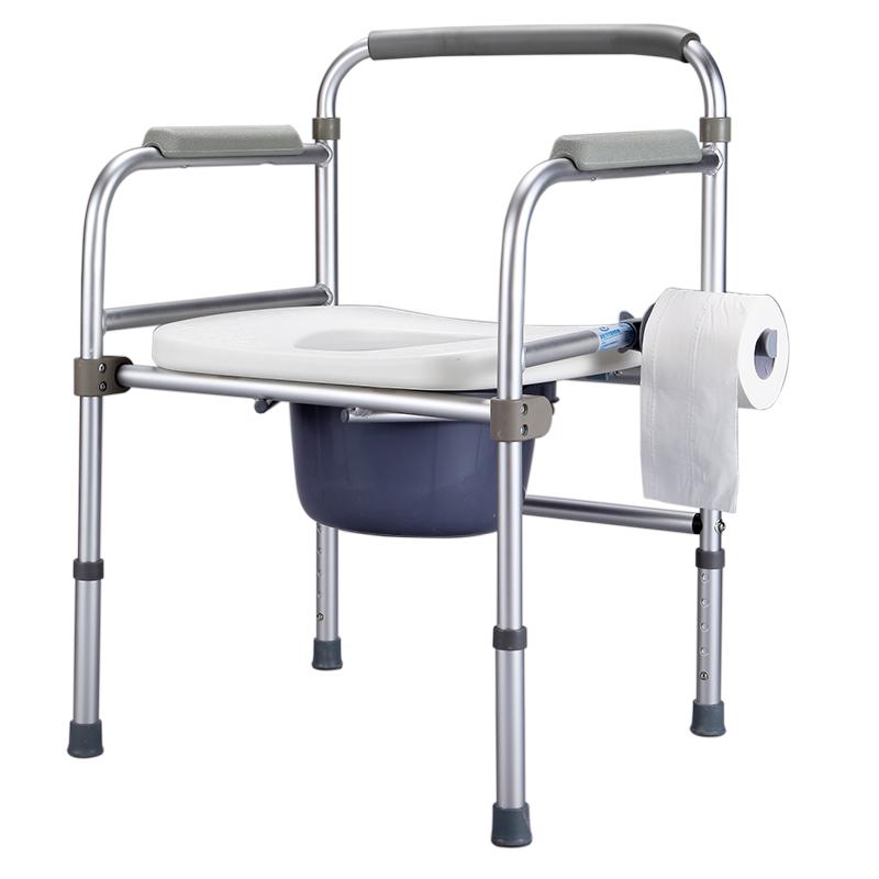 Buy Iliad aluminum bath chair potty YC7800J type slip bath stool ...
