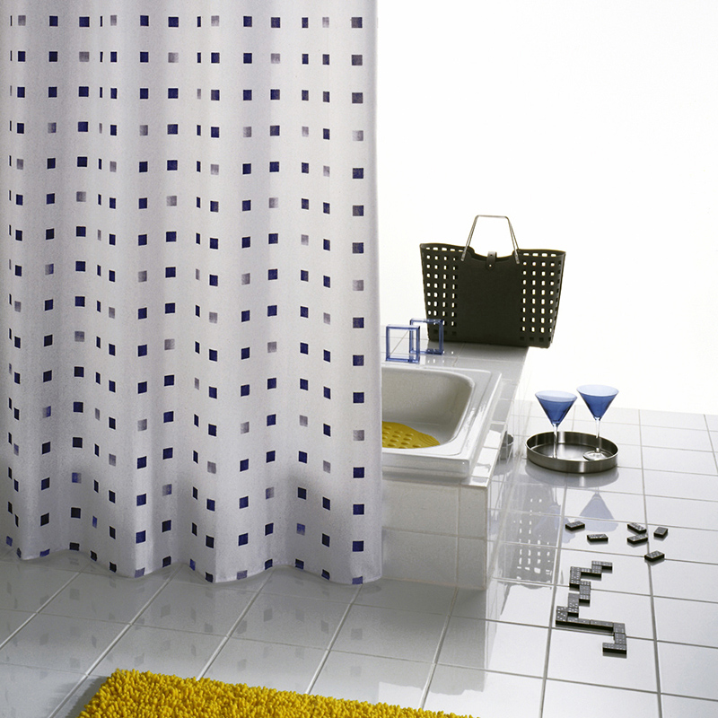 Buy Imported From Germany Ridder European Shower Curtain Thick Waterproof Polyester Mildew 41310 In Cheap