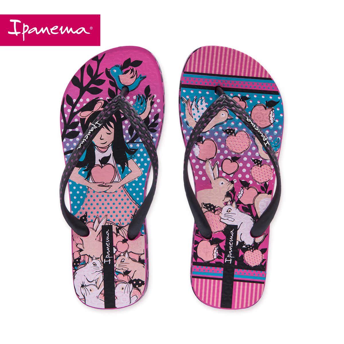 d99d207f4 Ipanema ipanema flip-flops female summer seaside resort beach sandals and slippers  sandals trend of imports