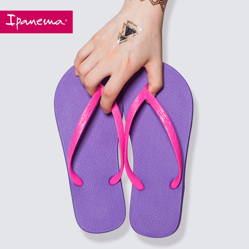 83db909ec60d Buy Ipanema ipanema slip solid summer sandals female beach sandals and  slippers flip flops sandals and slippers vacation in Cheap Price on  m.alibaba.com