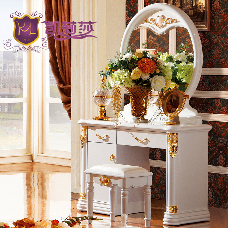 Pleasing Buy Kai Lisha European Bedroom French Dresser Dressing Table Pabps2019 Chair Design Images Pabps2019Com