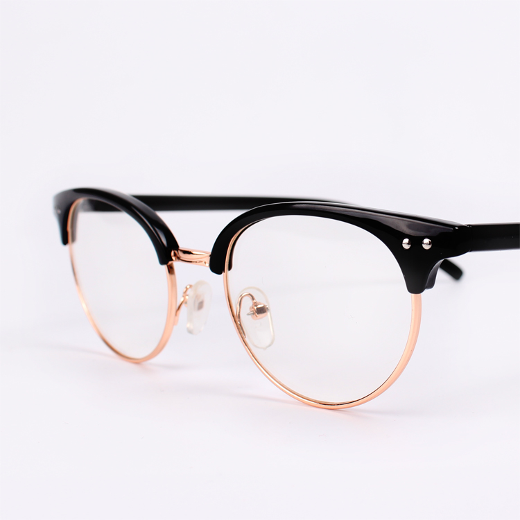 5923251f74 Lai seer retro eyeglass frames for men and women glasses frame can be  equipped with myopia frame female models round face eye box frames male tide